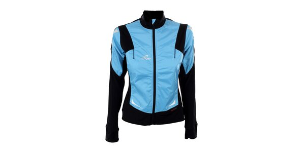 Dámská modro-černá funkční bunda Hannah