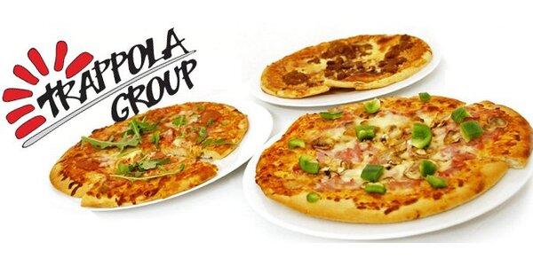 Jen 29 Kč za pravou italskou pizzu v pizzerii v teplicích a Ústí nad Labem