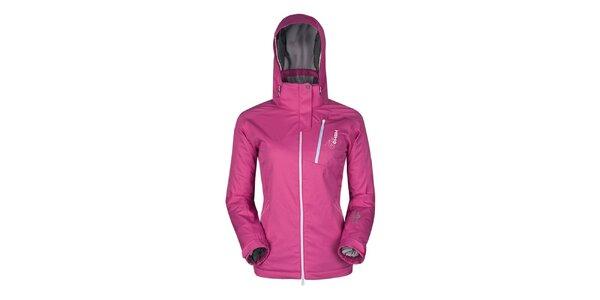 Dámská růžová lyžařská bunda Husky