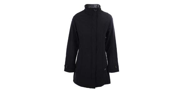 Dámský černý softshellový kabát Joluvi