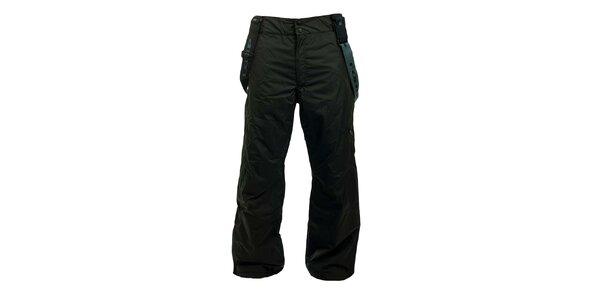 Pánské černé lyžařské kalhoty Loap