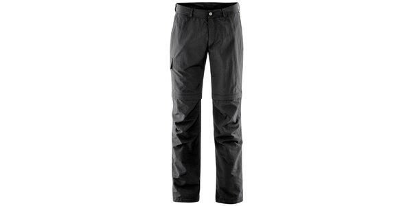 Pánské černé kalhoty Maier