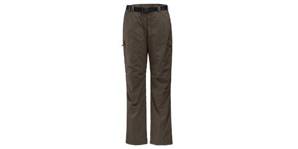 Dámské khaki funkční outdoorové kalhoty Maier