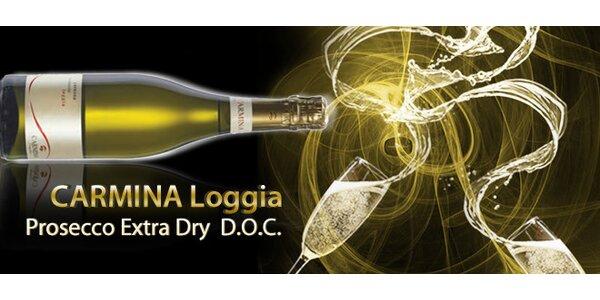 Exkluzivní edice Prosecco LOGGIA Extra Dry D.O.C.