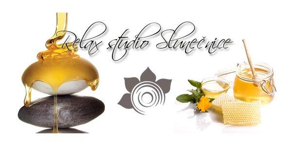 Medová detoxikační masáž - 60 až 80 minut