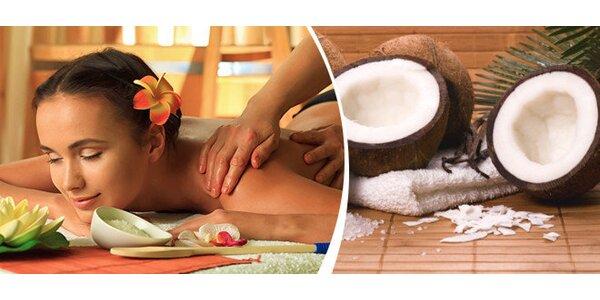 Indonéská masáž z ostrova Bali