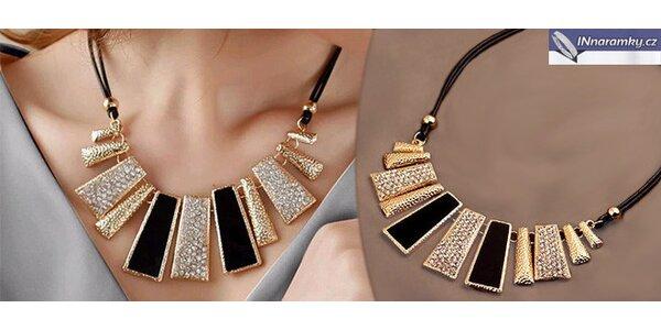 Módní dámský náhrdelník