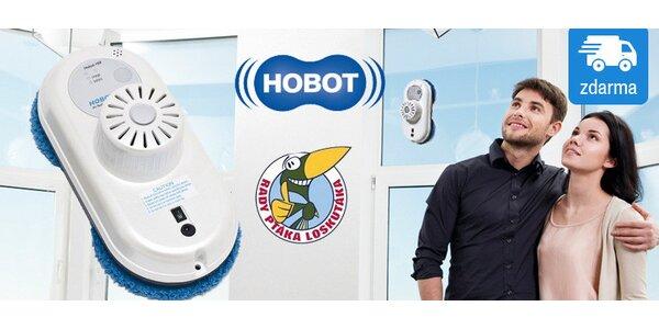 Robotický čistič oken s dodáním zdarma