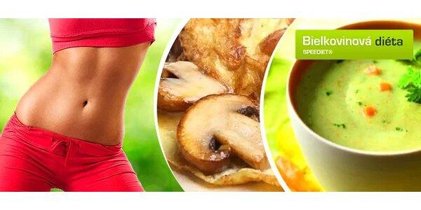 Hubnutí s rychlou a účinnou proteinovou ketonovou dietou