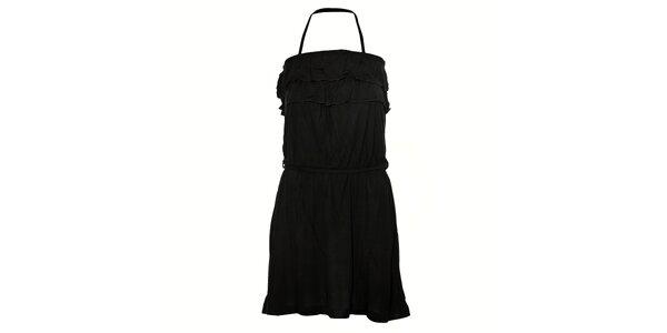 Dámské černé šaty Humdrum Princess