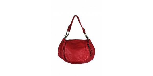 Dámská červená kabelka Tantra