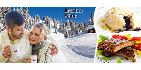 3denní relax pro dva s tradičními pokrmy v srdci Bílých Karpat
