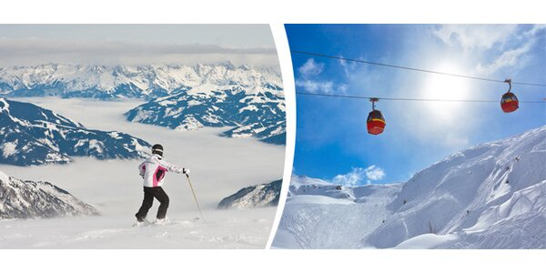 Celodenní lyžování v Kaprunu nebo Obertauernu