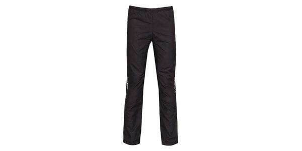 Pánské černé kalhoty na běžky Bergson