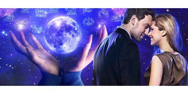 Astrologický rozbor osobnosti i vztahu