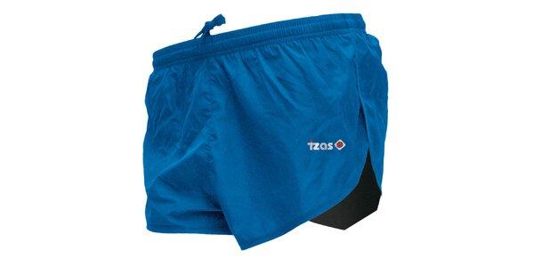 Pánské modré šortky Izas