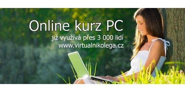 Online kurz počítačů: Word, Excel, Windows a mnoho dalšího