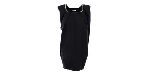 Dámské černé oversized šaty Gene
