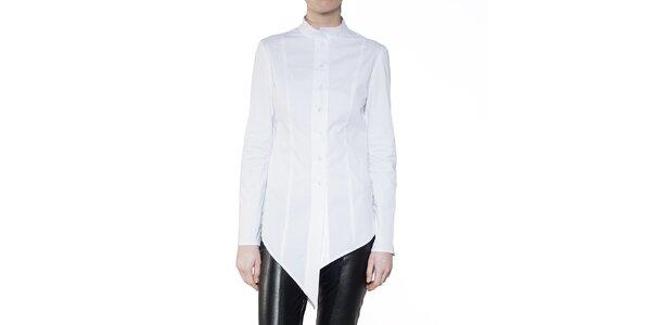 Dámská bílá cípatá košile Gene