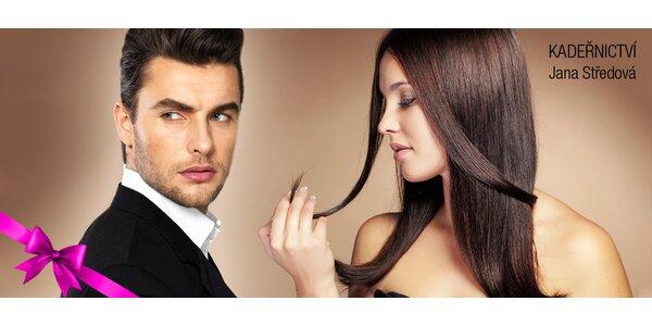 Výběr kadeřnických služeb pro ženy i muže