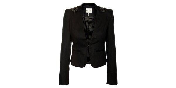 Dámské černé sako Lucy Paris