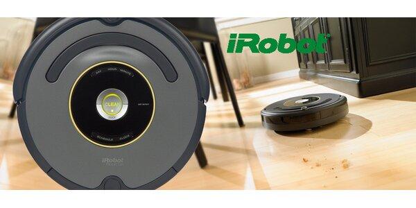 Vysavač iRobot Roomba 651 – pouze na Slevomatu