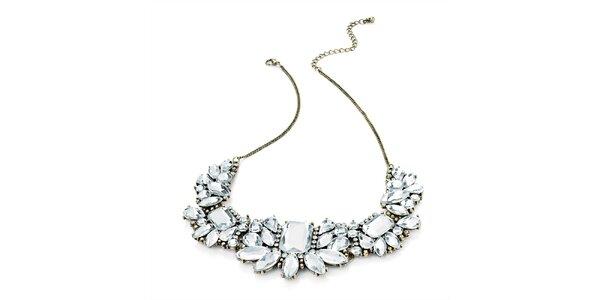 Dámský náhrdelník s velkými krystaly Carmen Luna