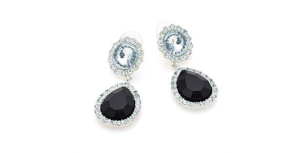 Dámské náušnice s krystaly Carmen Luna