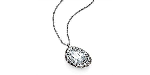 Dámský náhrdelník s přívěskem ve tvaru kapky Carmen Luna