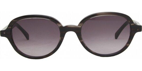Dámské oválné retro brýle Jil Sander