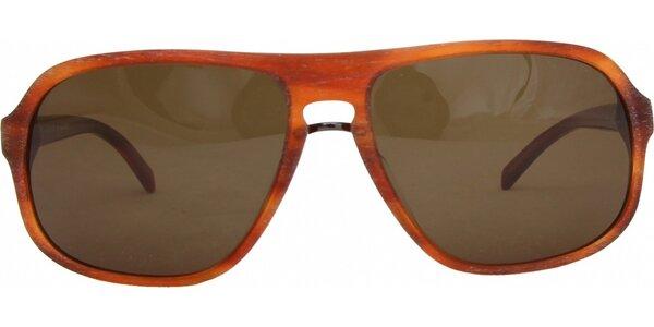 Dámské červené brýle Jil Sander