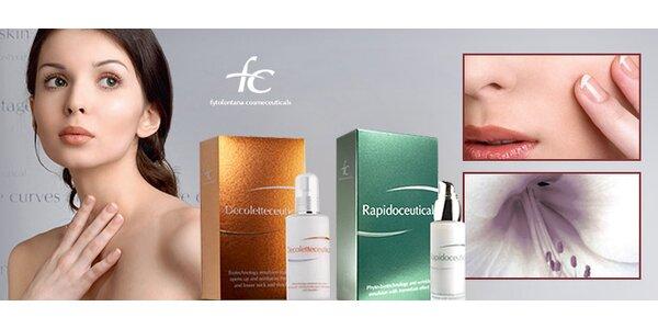 Liftingová kosmetika s okamžitým efektem