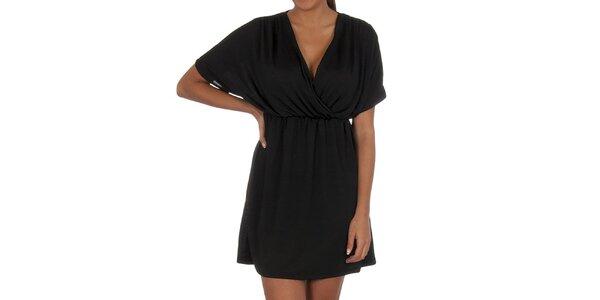 Dámské černé šatičky Vila Clothes
