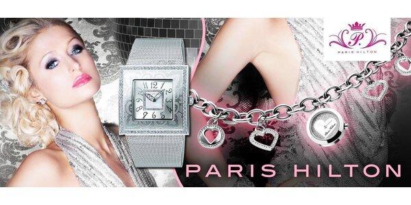 Značkové dámské hodinky Paris Hilton