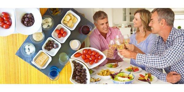 Nápadité sady na servírování a přípravu jídla
