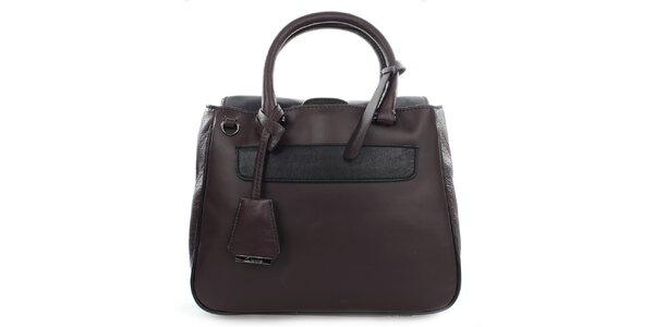 Dámská kožená kabelka s odnímatelným popruhem Clarks