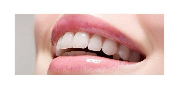 Dentální hygiena – profesionální péče o Vaše ústa - 1 hodina