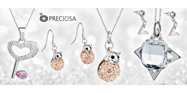 České šperky Preciosa včetně dodání