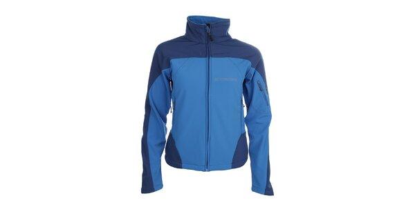 Dámská modrá softshellová bunda Trimm
