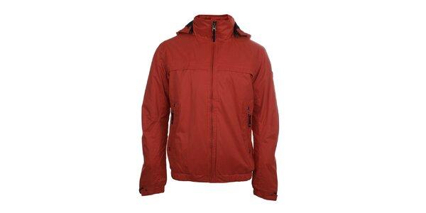 Pánská červená bunda Trimm