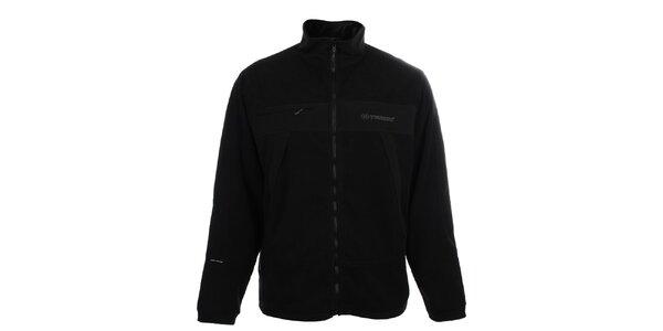 Univerzální černá softshellová bunda Trimm