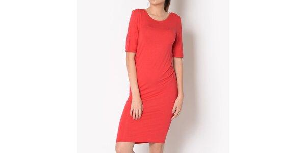 Dámské rudé šaty Santa Barbara