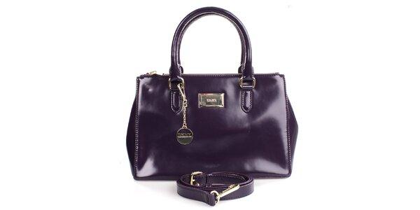 Dámská fialová kabelka DKNY
