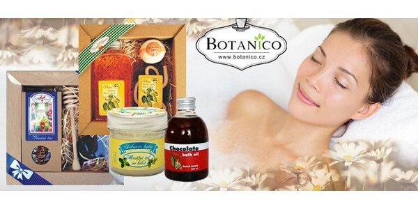 Dárkové sady přírodní kosmetiky a další produkty