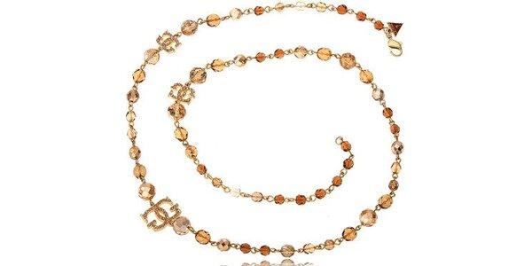 Guess náhrdelník s korálkami UFN90803