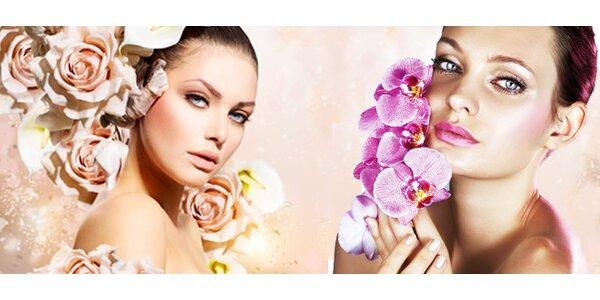 Luxusní celodenní balíček (kadeřnictví, kosmetika, prodloužení řas, manikúra,…