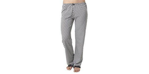 Dámské kárované pyžamové kalhoty Vive Maria