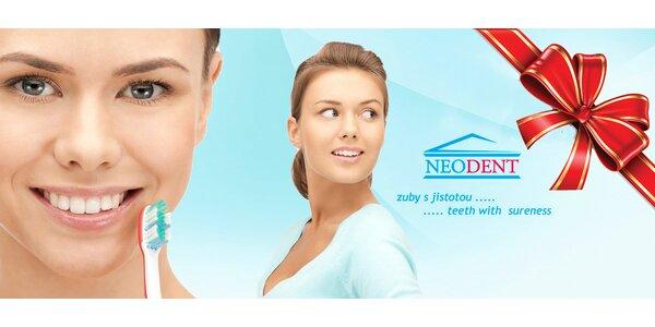 Špičková dentální hygiena ve čtyřech provedeních