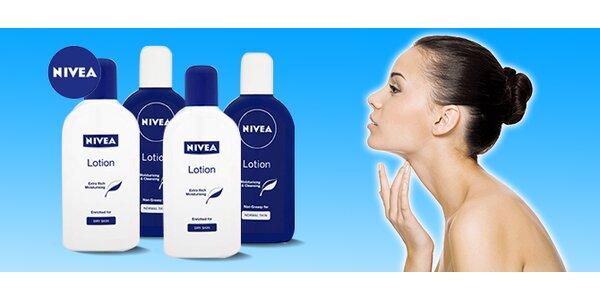 Extra bohatá hydratační péče na obličej i tělo Nivea