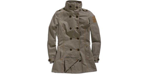 Dámský dvouřadý kabátek Timeout